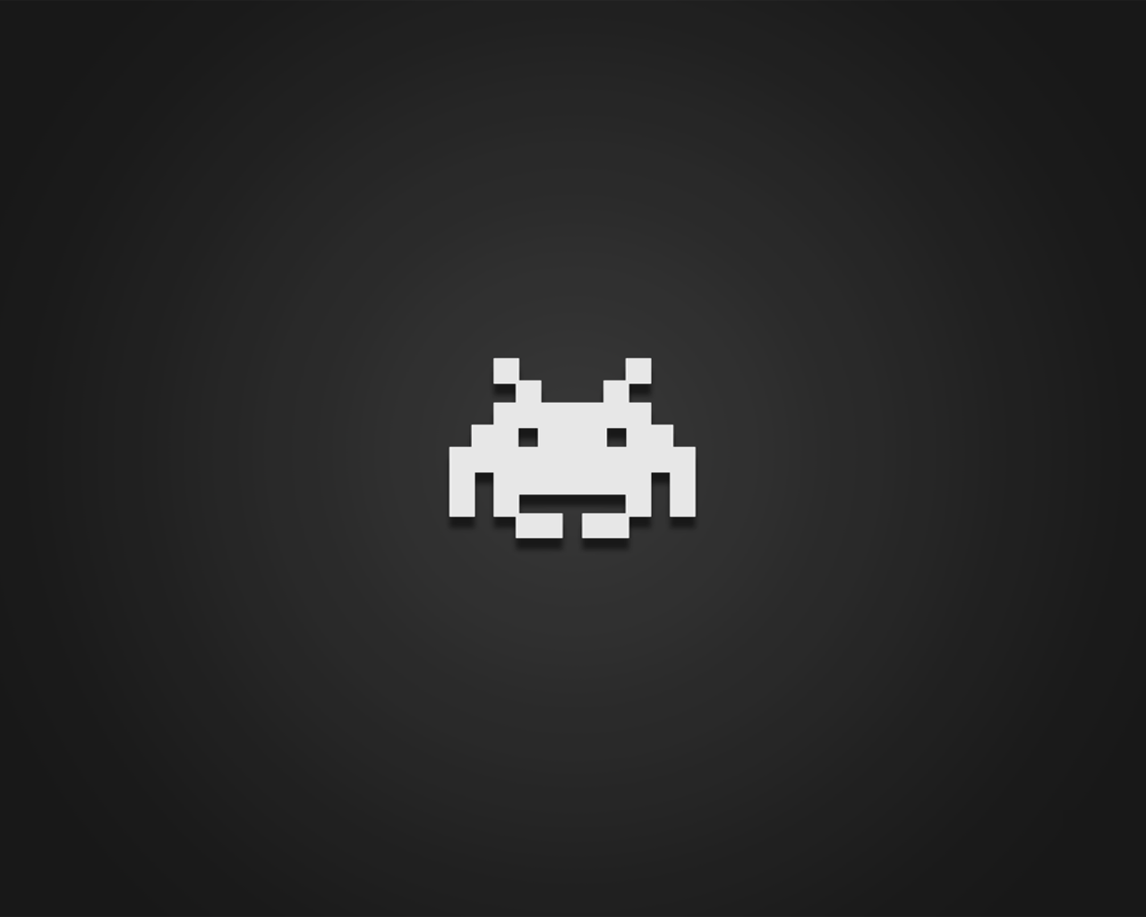 Space Invaders Wallpaper by Vellosia 1280x1024