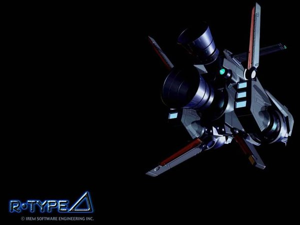 R-Type Delta Wallpaper 1024x768