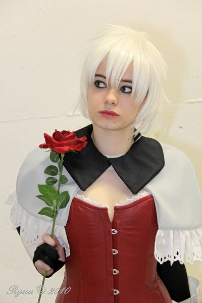 Midi Rose (Ibara/CAVE) Cosplay by Felonia
