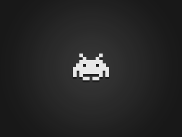 Space Invaders Wallpaper by Vellosia 1152x864