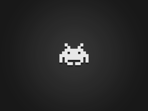 Space Invaders Wallpaper by Vellosia 1600x1200
