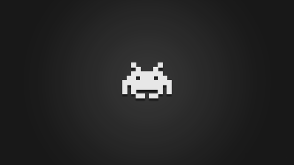 Space Invaders Wallpaper by Vellosia 1920x1080
