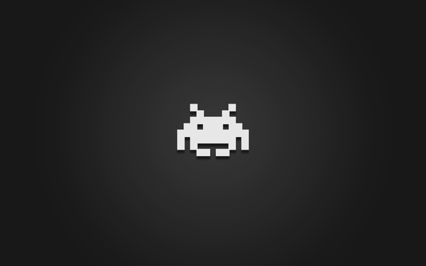 Space Invaders Wallpaper by Vellosia 1920x1200