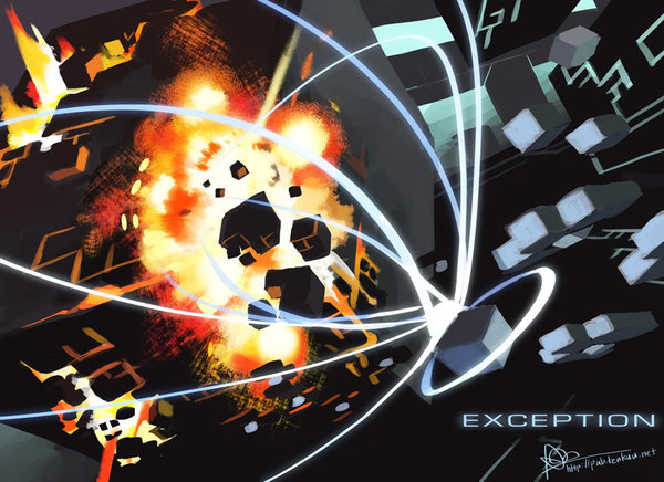 Exception Artwork