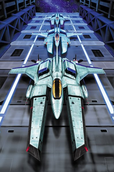 Gradius Collection - Vic Viper.