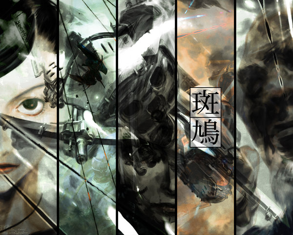 Ikaruga Kagari Wallpaper 1280x1024