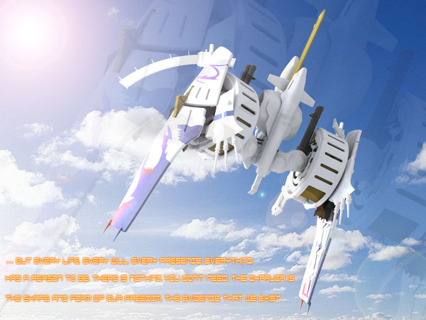 Ikaruga Wallpaper 1600x1200 by Babywolf2918