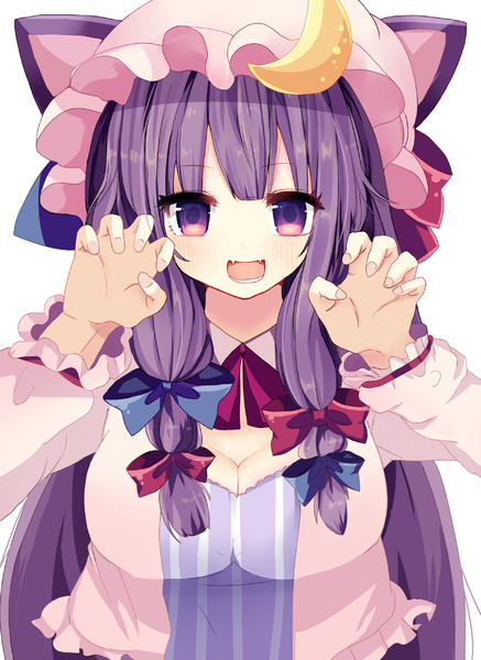 Patchouli Knowledge drawn by An Miyoshi Ruu