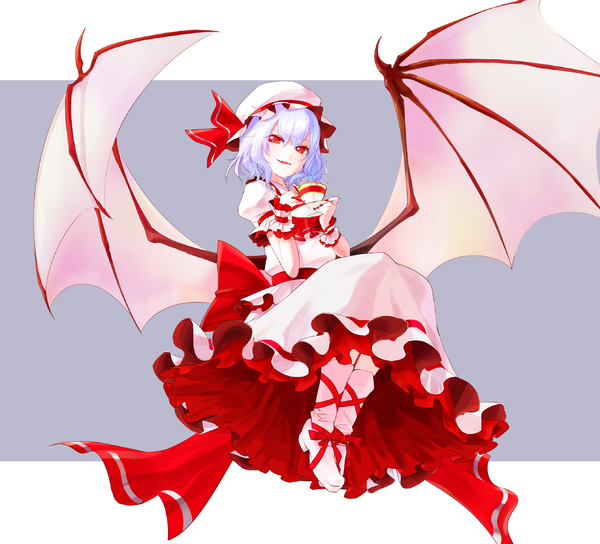 Remilia Scarlet drawn by Mappe 778exceed